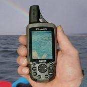 Ръчни морски GPS приемници и антени