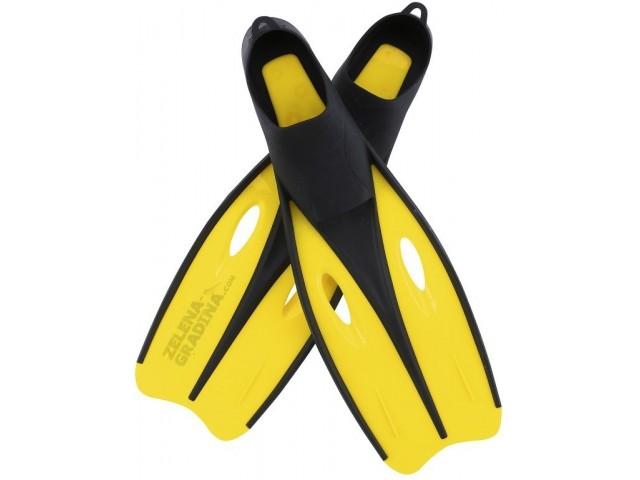 BESTWAY 27024 - Плавници, Цвят: жълт