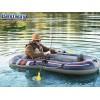 """BESTWAY 61064 – Надуваема лодка """"HYDRO-FORCE TRECK X1"""" с товароносимост за ДВАМА възрастни, Размери 234 х 135 cm, Товароносимост: 190 кг, БЕЗ гребла и помпа в комплекта"""