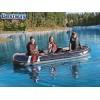 """BESTWAY 61066 – Надуваема лодка """"HYDRO-FORCE RAFT""""  с товароносимост за ТРИМА възрастни и ЕДНО дете, Размери 3307х126 cm, Товароносимост: 270 кг, Без гребла и помпа в комплекта"""