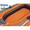 """BESTWAY 61099 – Надуваема лодка """"KONDOR 1000"""" с товароносимост за ЕДНО дете, Размери: 155x93 cm, Товароносимост: 80 кг,  Без гребла и помпа в комплекта"""