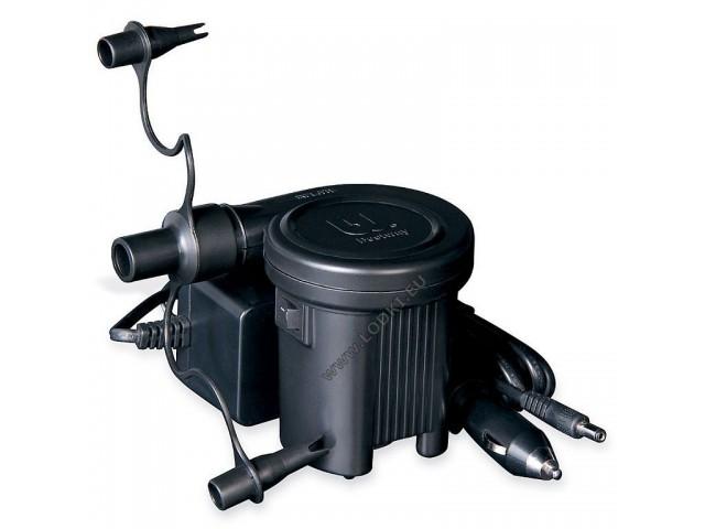 BESTWAY 62076 - Комбинирана електрическа помпа за надуваем матрак, Работи на 12 V и на 220 V