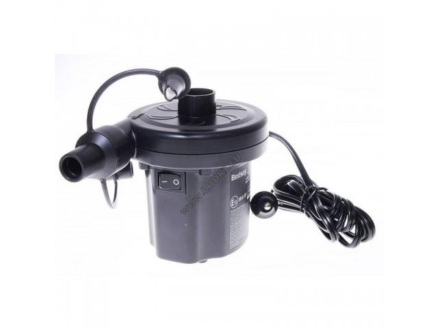 BESTWAY 62097 - Електрическа помпа за надуваем матрак, Работи на 12V