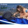 """Bestway 65350 - Надуваем SUP борд """"OCEANA Convertible 10"""", Размери: 3.05x84x12 cm, Товароносимост: 120 кг, С гребла, подвижна седалка, помпа, лиш и раница за съхранение в комплекта"""