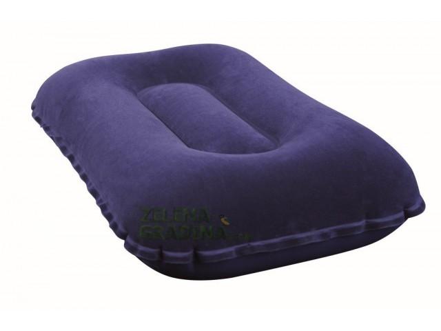 BESTWAY 67121 -  Надуваема възглавничка с размери 48x31 cm, Цвят: синя