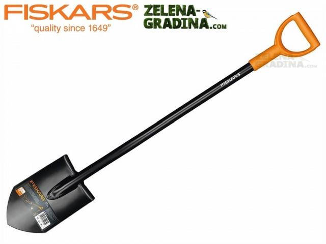 """FISKARS - Заострена Лопата """"Solid"""" (модел: 131413)"""