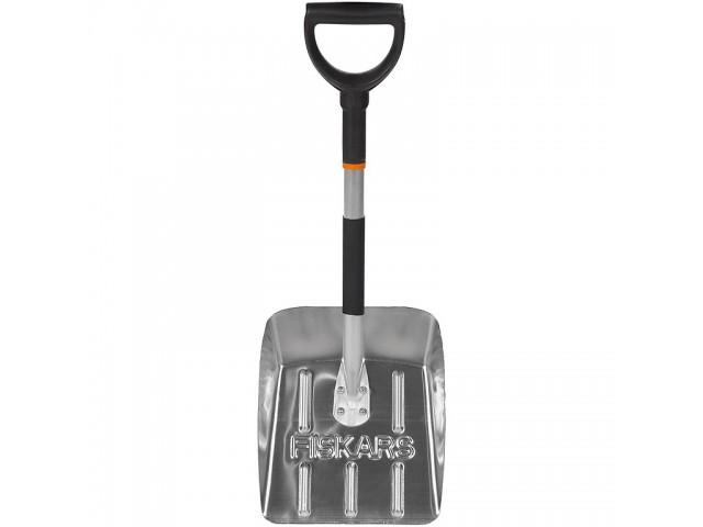 FISKARS - Малка алуминиева лопата за къмпинг и колата (модел: 141020)