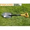 FISKARS PS2500 - Универсална къмпинг лопата за сняг и почва, Дължина: 79 cm, Ширина: 18 cm, Тегло: 1.35 кг