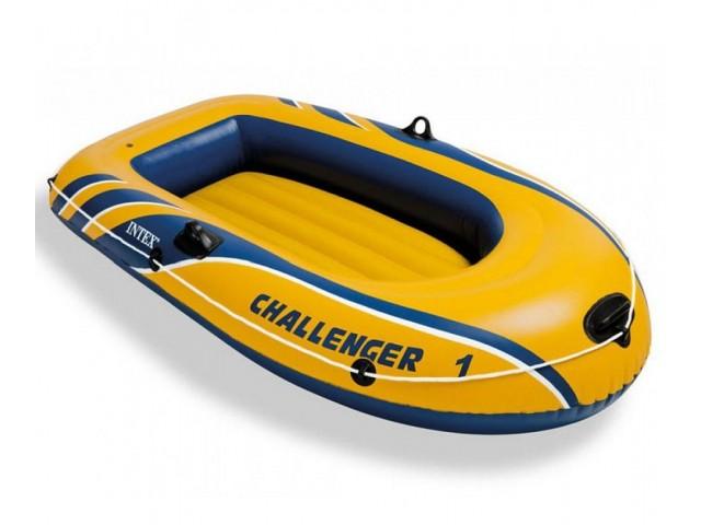 """INTEX 768365 - Надуваема ЕДНОМЕСТНА лодка """"CHALLENGER 1"""""""
