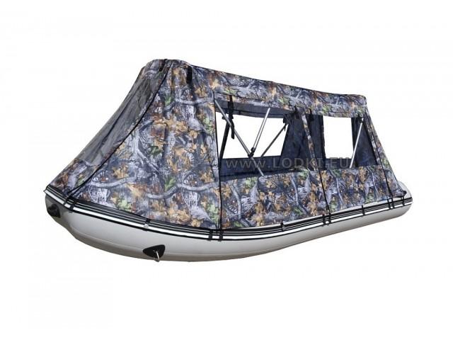 OMEGA - Палатка за лодка 400 KU forest camo