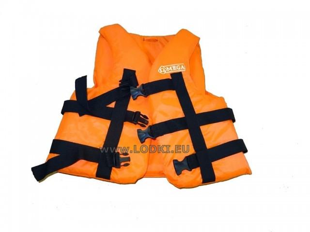 OMEGA Детска спасителна жилетка (40-50 кг.) Signal orange