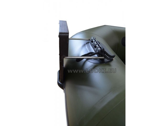 OMEGA - Транцева дъска за външен монтаж